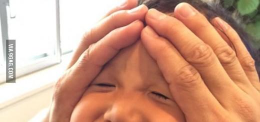 일본의 유행 - 아기얼굴 주먹밥 만들기