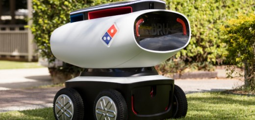 domino's robot unit