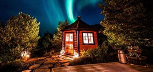 신비한 노르웨이의 자연과 집