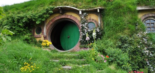 How to build a Hobbit home from scratch