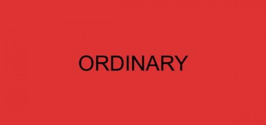 박정현 - ordinary
