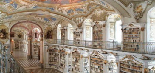 세계 속의 멋진 도서관들